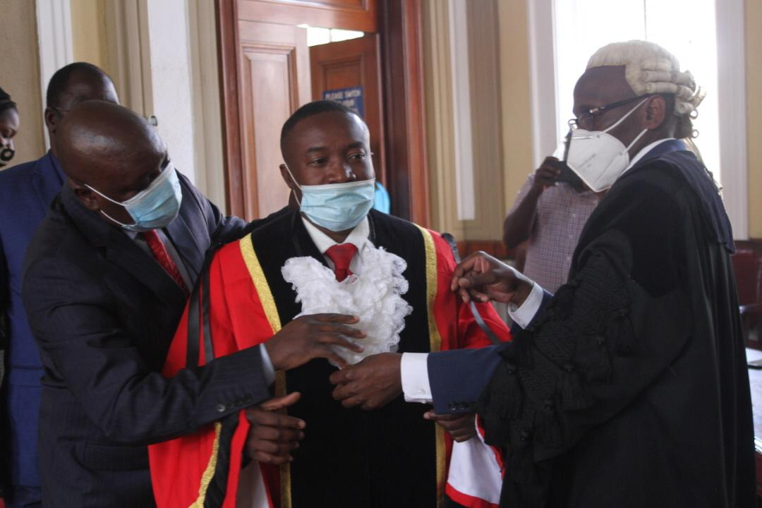 You are currently viewing Harare Mayor battle hots up as State moves to bar Mafume from Town House