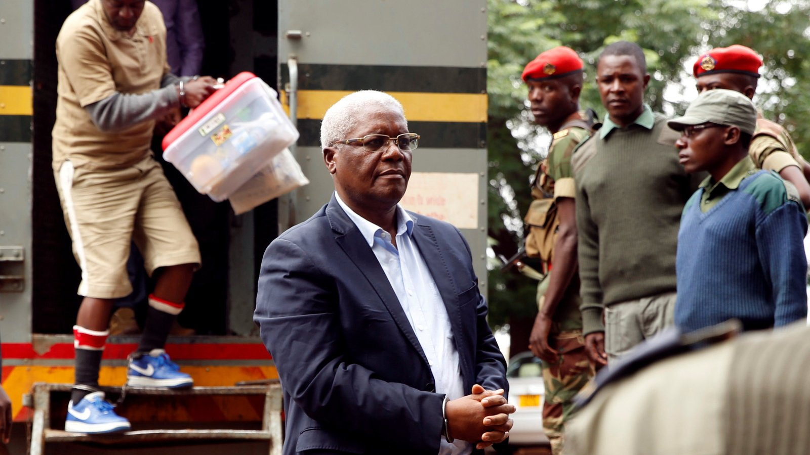 You are currently viewing Chombo issued with warrant of arrest after court no-show