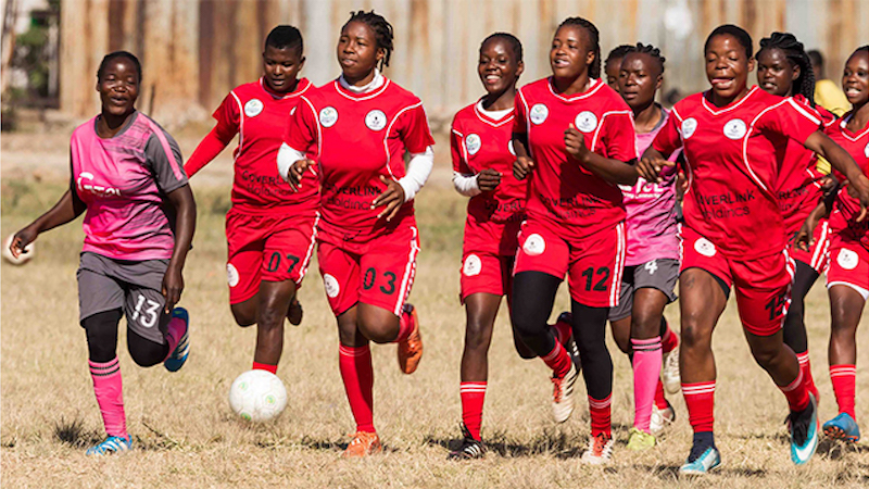 Read more about the article Black Rhinos Queens on the cusp of Cosafa glory