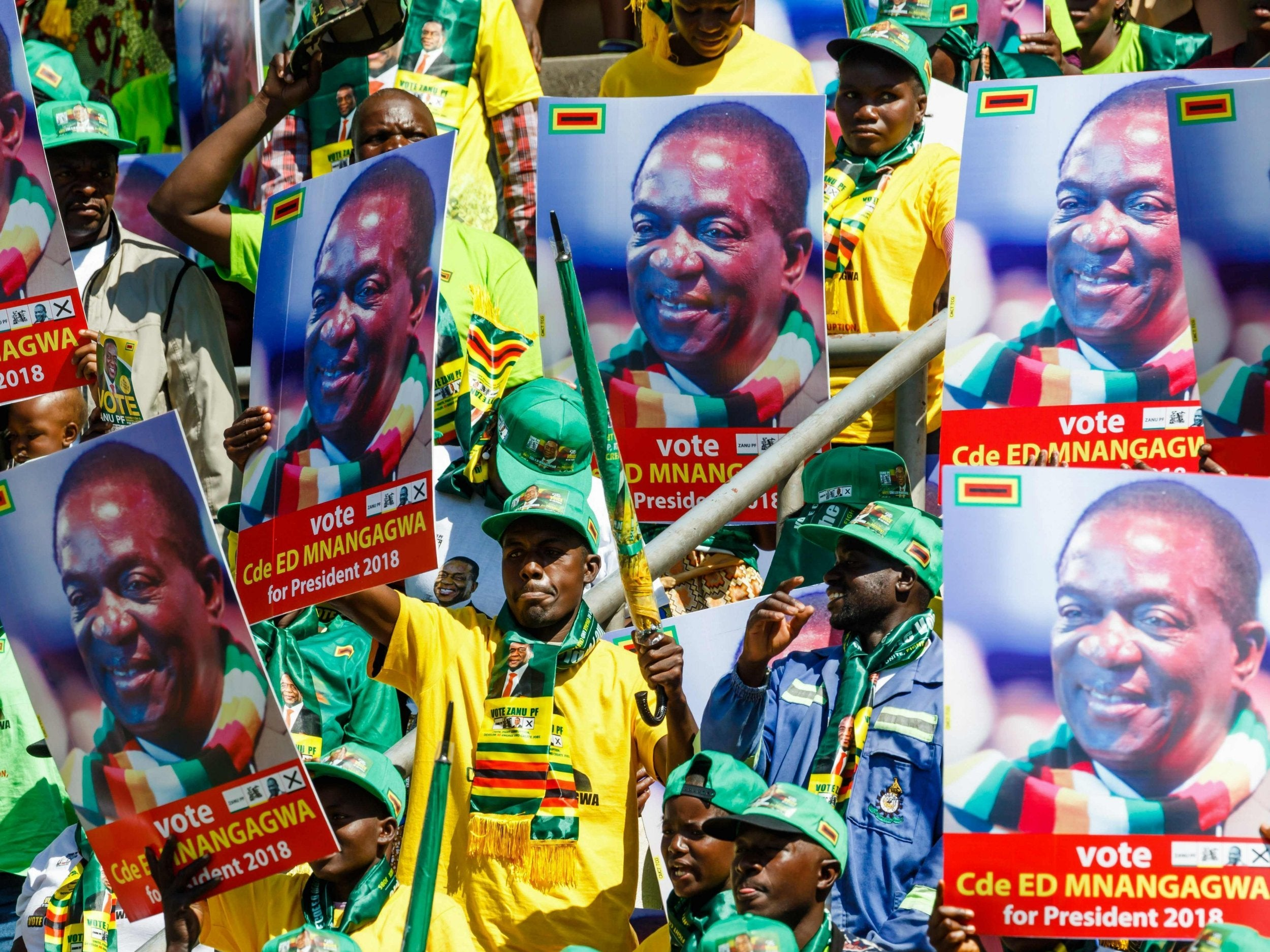 Read more about the article Zanu PF in fierce contestation as bigwigs throw kitchen sink at district elections
