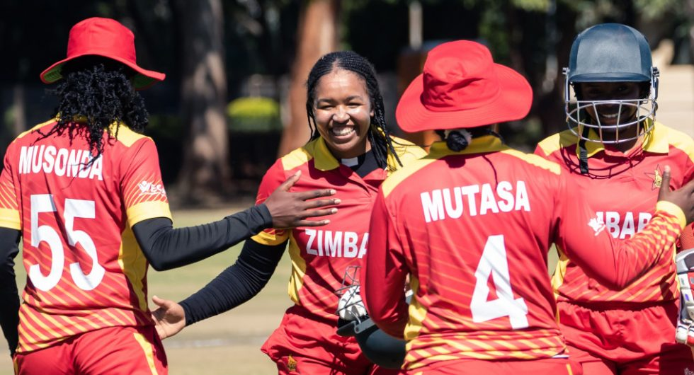 You are currently viewing Musonda powers Zimbabwe women to winning start