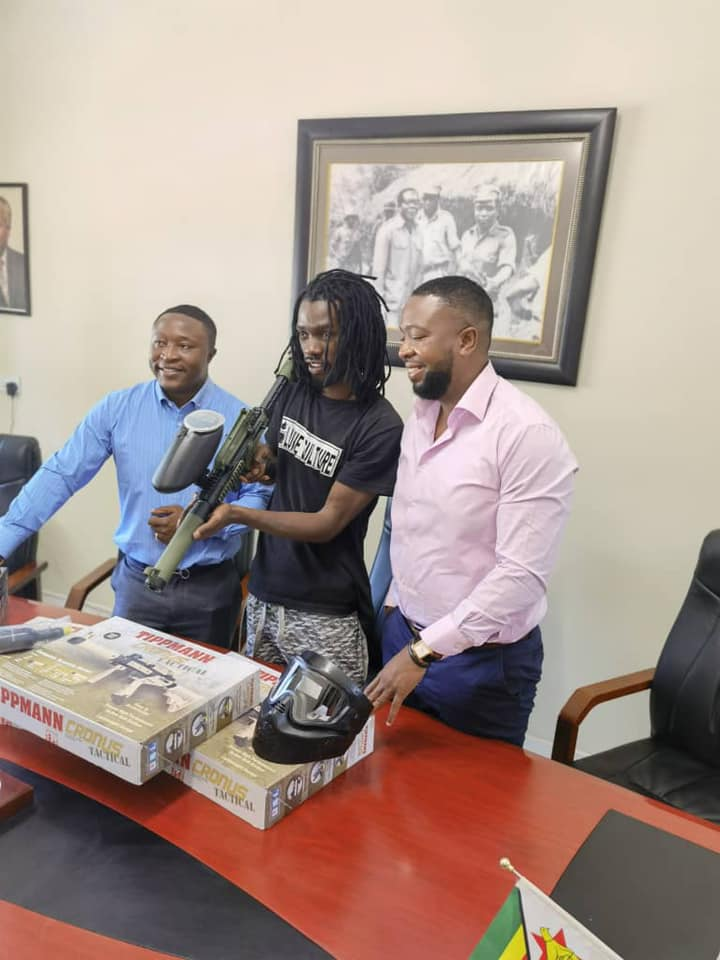 Read more about the article Mnangagwa's sons bankroll Enzo's new venture